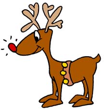 216x225 Clip Art Reindeer 1999 All Rights Reserved. This Site Is