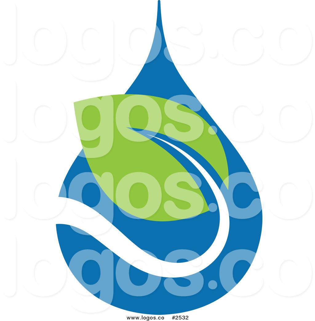 1024x1044 Royalty Free Green And Blue Raindrop Logo By Elena