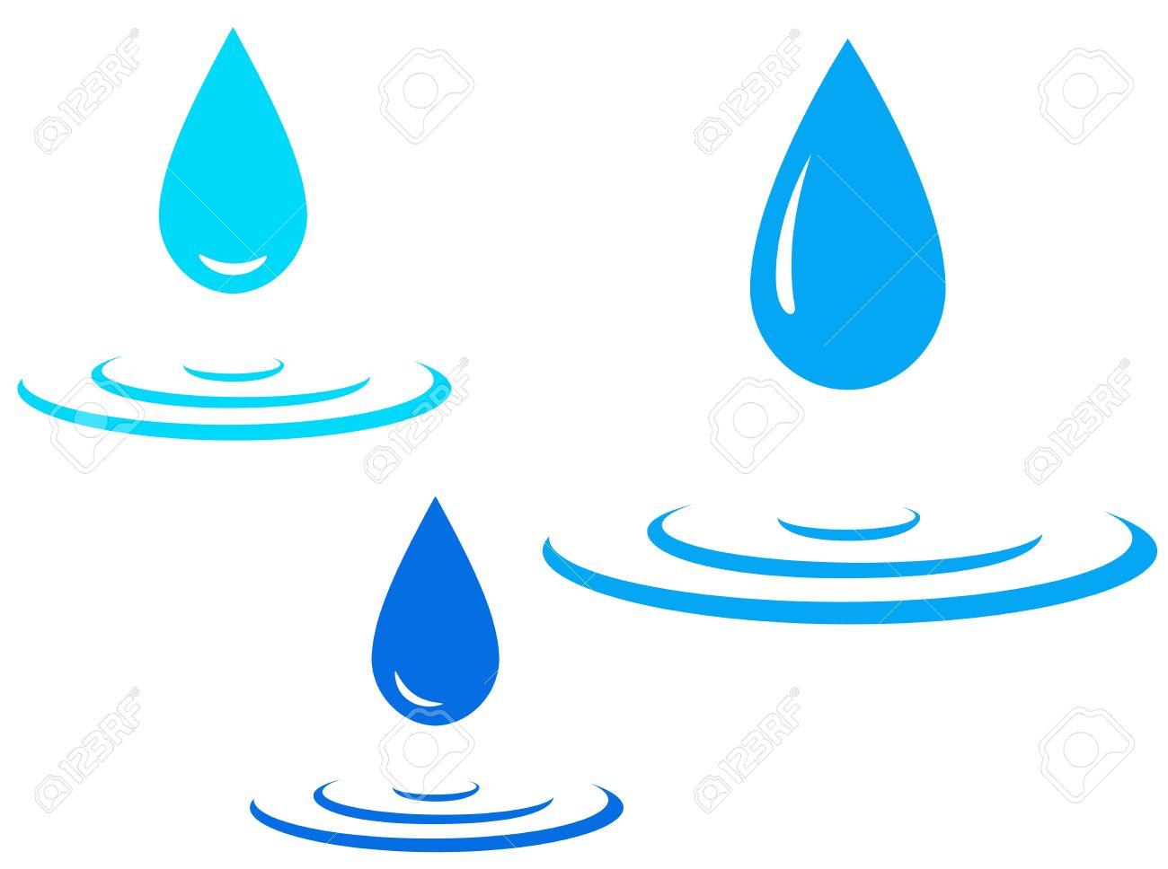 Water splash raindrop. Cliparts free download best