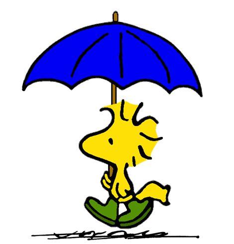 470x490 Rain Clipart Snoopy