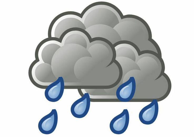 736x521 Rainfall Clipart
