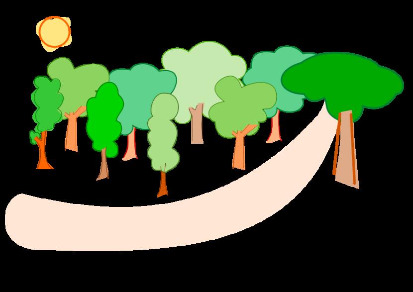 830x587 Rainforest Clip Art For Kids Free Clipart Images 6