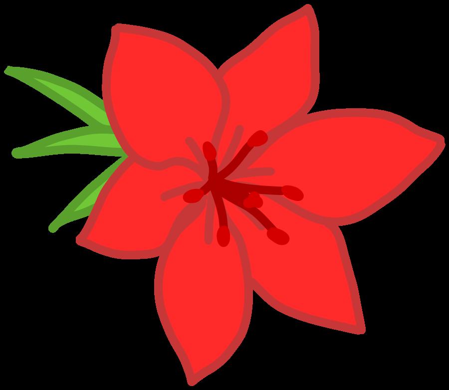 900x782 Rainforest Clipart Jungle Flower