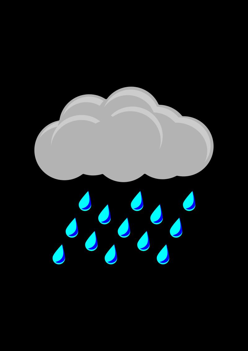 800x1131 Rain Clipart Animated