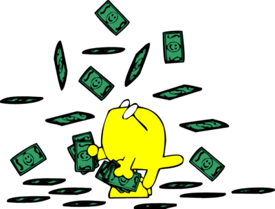 400x304 Raining Money Clipart Raining Money Clipart Clip Art Library New