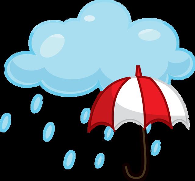 640x593 Rain Cliparts