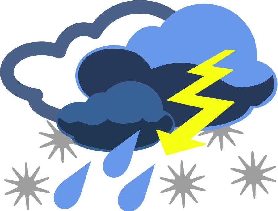 900x684 Rainy Day Clip Art
