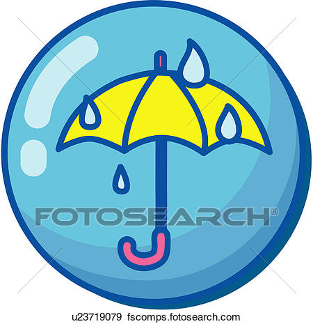 450x465 Clip Art Of Rainy, Weather, Wet, Natural Phenomena, Rain, Raining