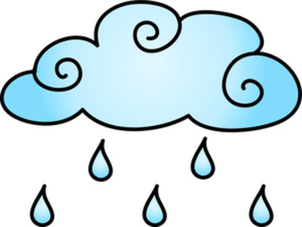 600x450 Rain Clipart Cartoon