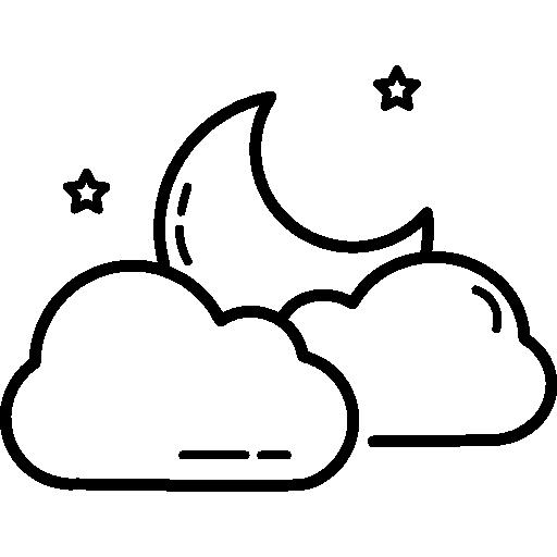 512x512 Sky, Rainy, Meteorology, Weather, Rain, Storm Icon