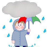 200x200 Rainy Day Clipart