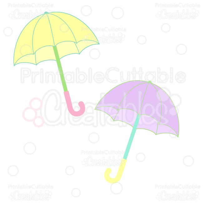 650x650 Rainy Day Umbrellas Free Clipart Amp Free Svg Cut Files