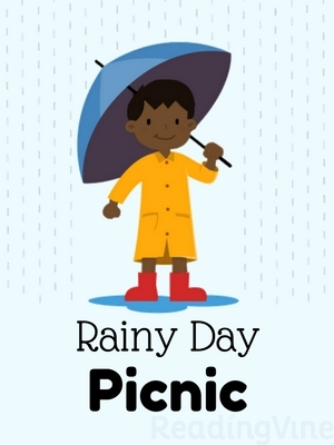 300x400 The Rainy Day Picnic Printable Reading Passage And Questions
