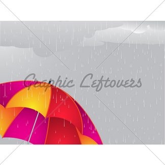 325x325 Flying On A Rainy Day Gl Stock Images