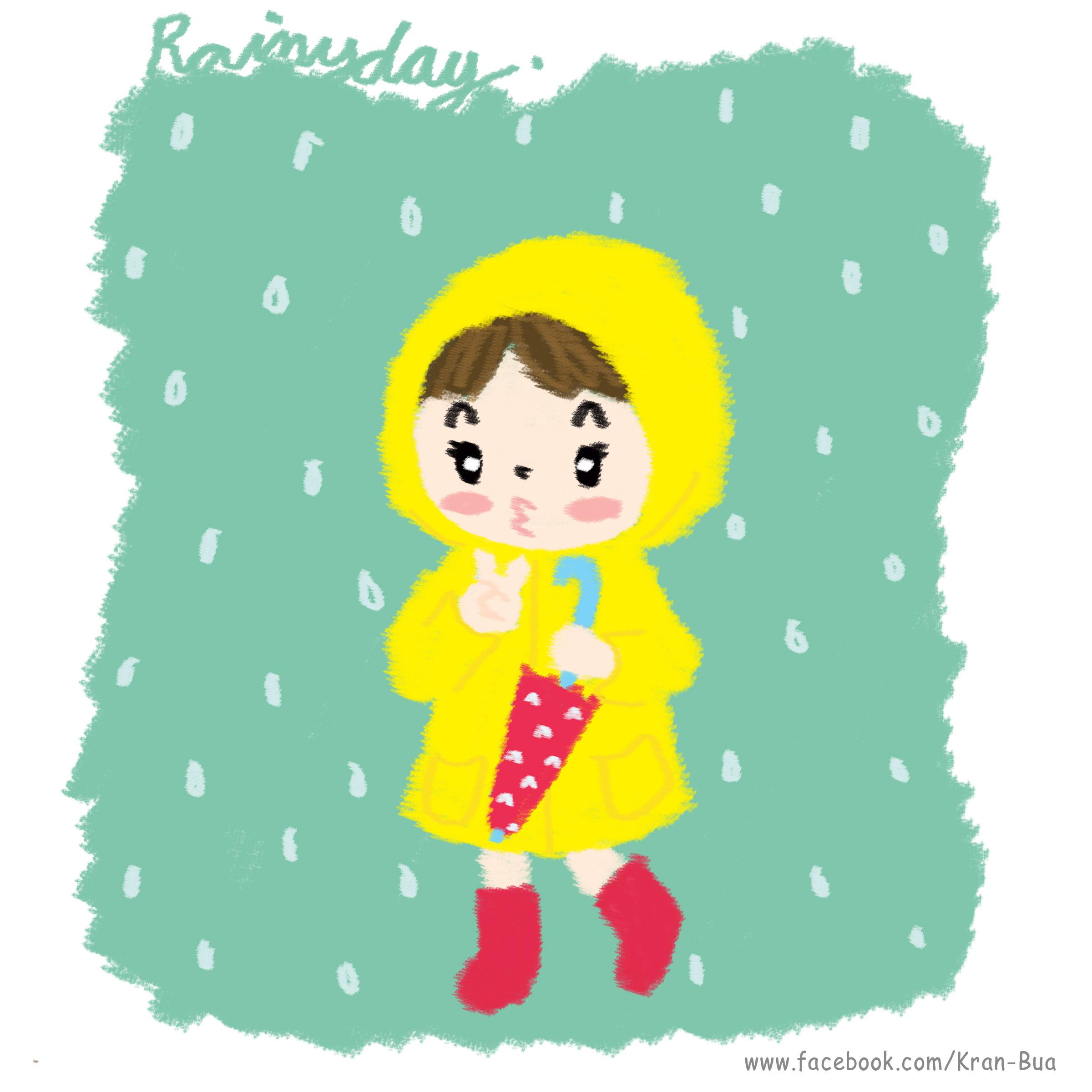 2400x2400 A Rainy Day.