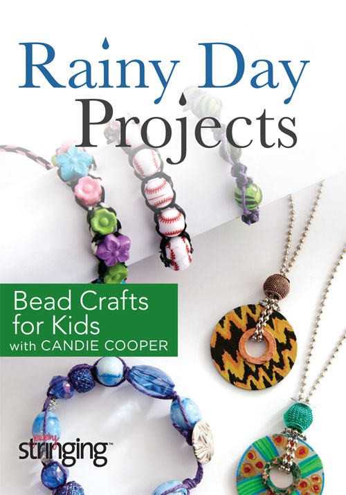500x716 Day Projects With Candie Cooper Bead Crafts For Kids Dvd