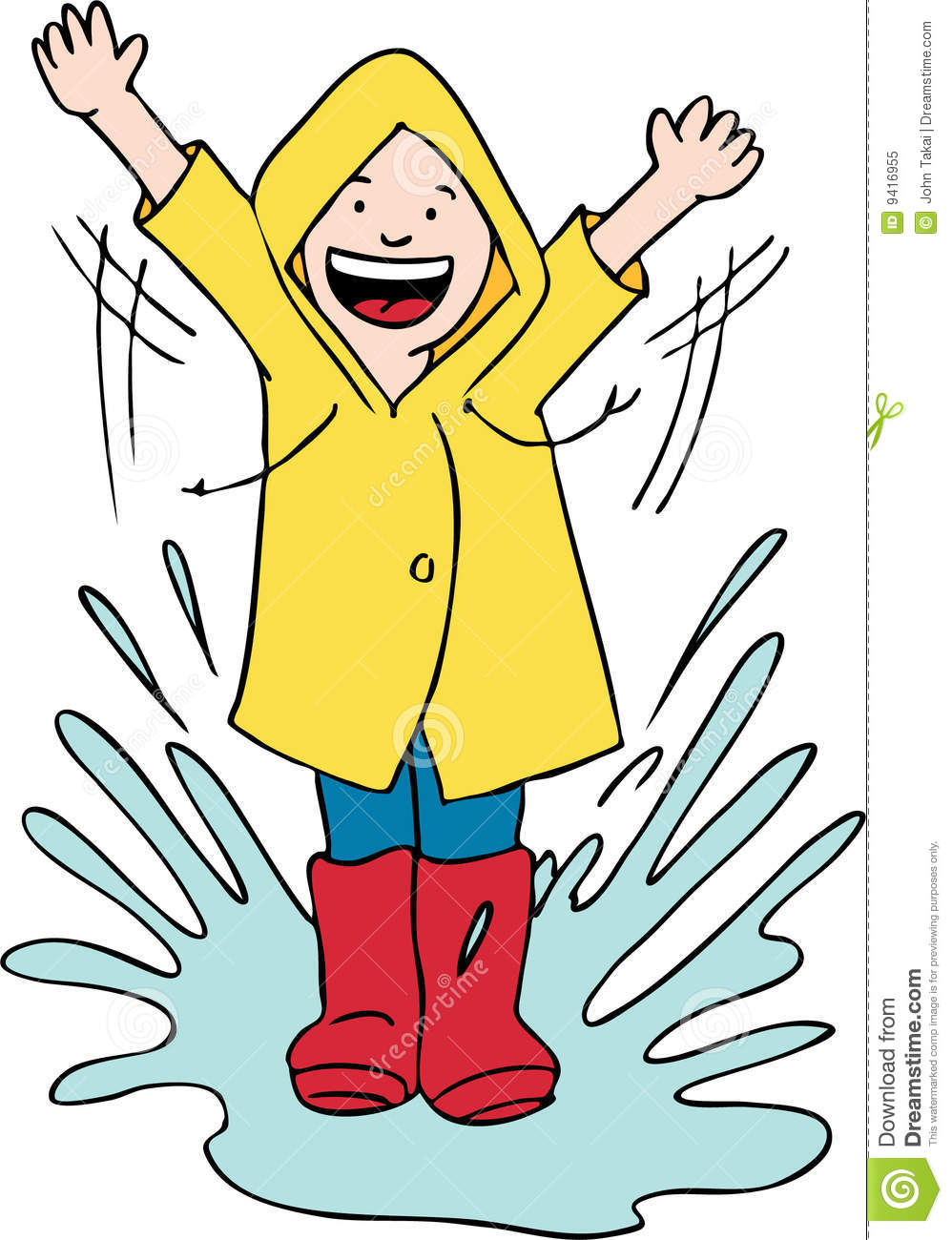 998x1300 Kids Playing In Rain Clipart Collection