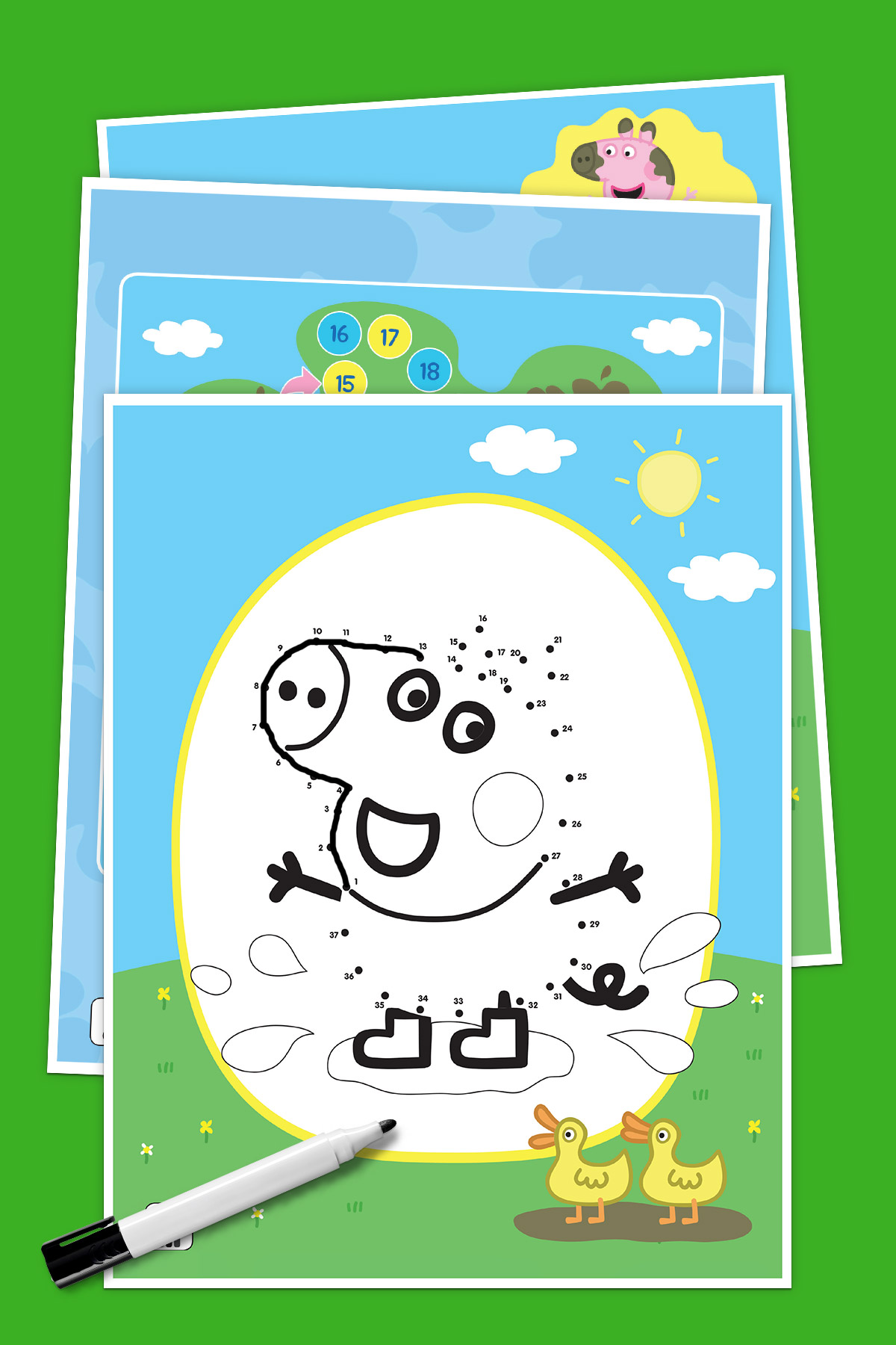 1200x1800 Peppa Pig Rainy Day Activity Pack Nickelodeon Parents