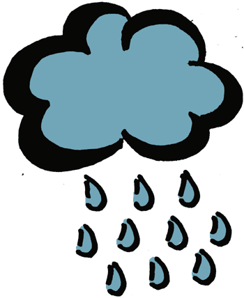 350x428 Inclement Weather Clip Art