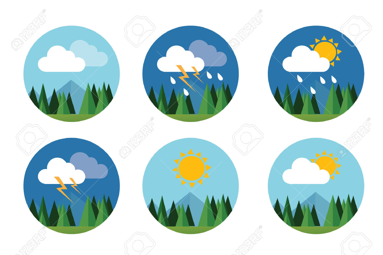1300x866 Sunny Weather Clip Art Define Algorithm With Example