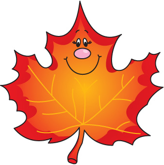 338x340 Leaf Clipart Pile Leaves