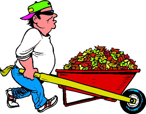 490x385 Yard Work Clipart Many Interesting Cliparts