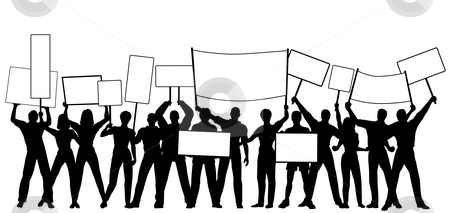 450x213 People Rally Clipart Amp People Rally Clip Art Images