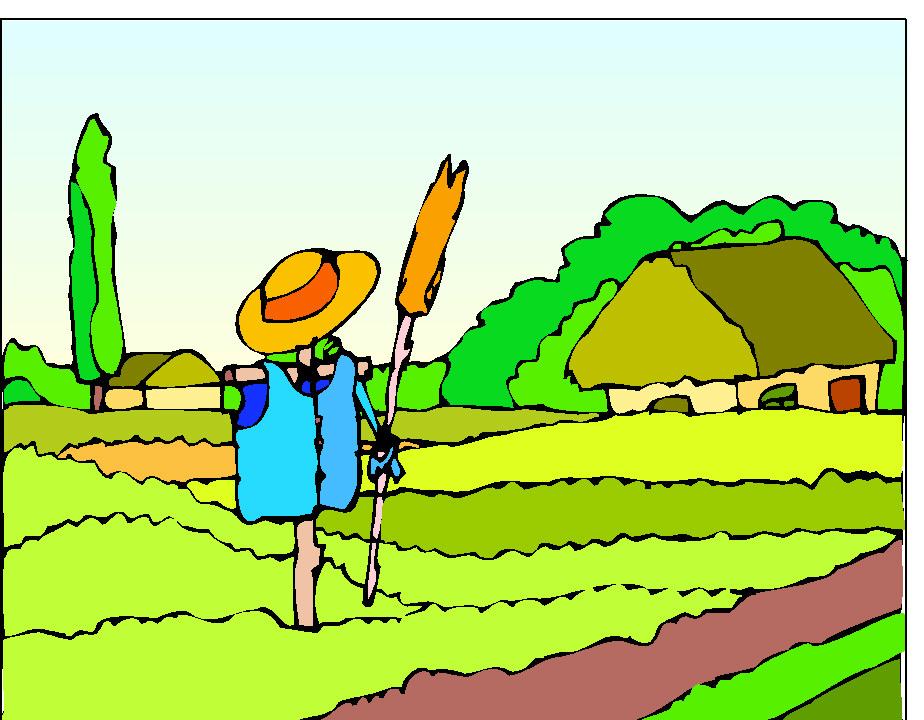 924x720 Ranch Clipart Agriculture Field