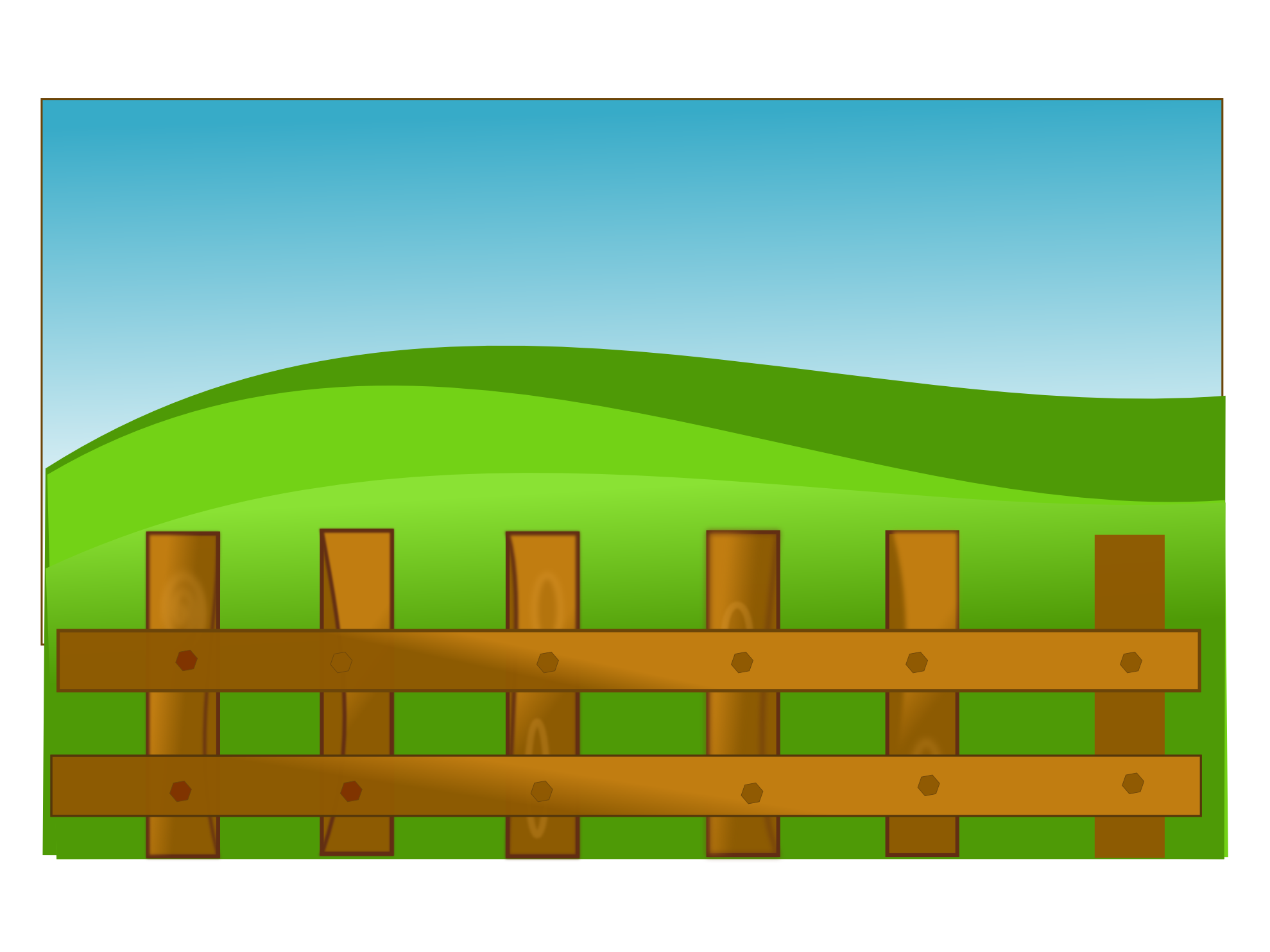 1979x1484 Fence Clipart Ranch Fence