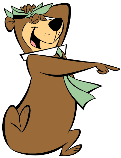 475x619 Yogi Bear Clip Art Images