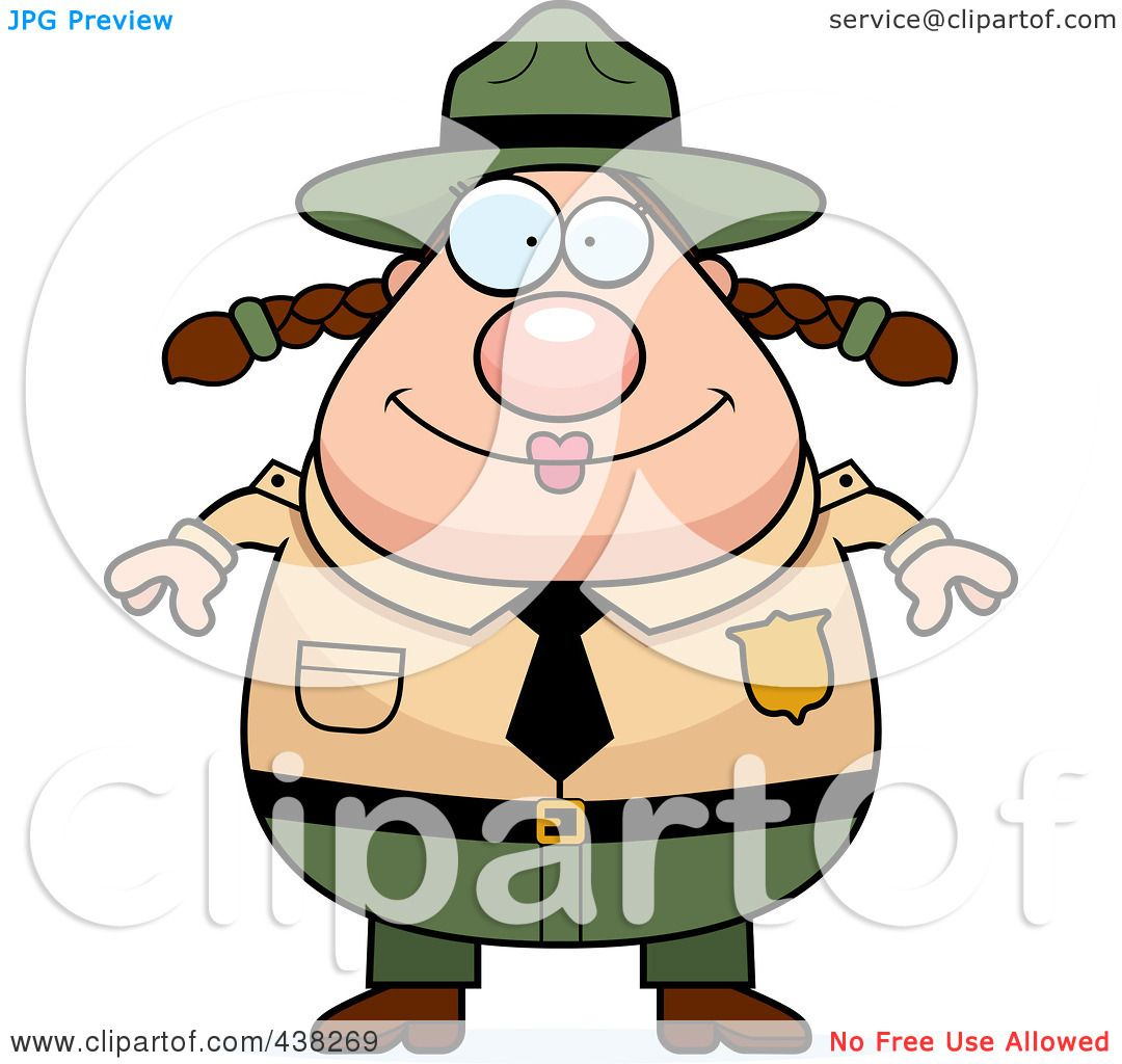 1080x1024 Royalty Free (Rf) Clipart Illustration Of A Plump Female Forest