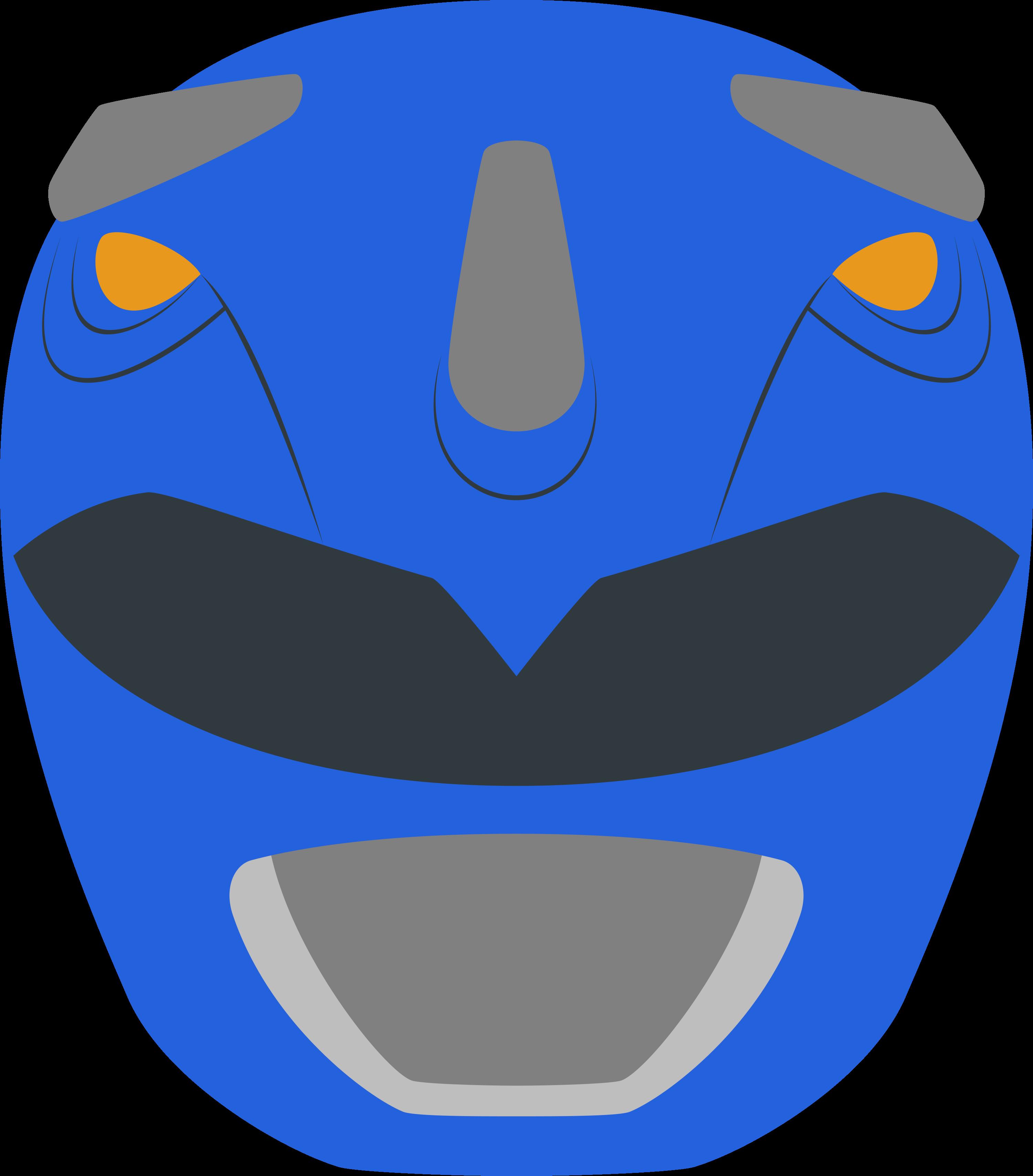 3000x3415 Blue Clipart Power Ranger