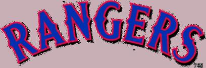 408x135 Texas Rangers Logo Clip Art