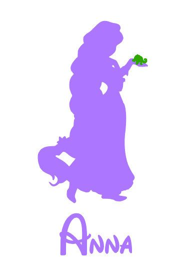 Rapunzel Cliparts