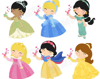 340x270 Disney Princess Clipart