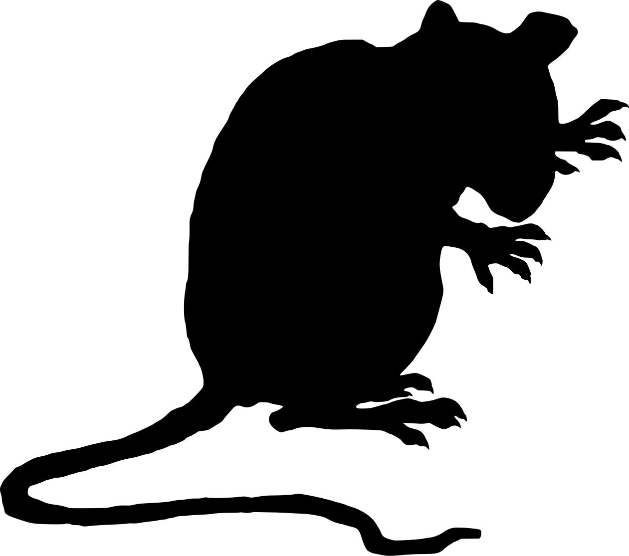 1261x1115 Evil Rat Clipart Kid 3