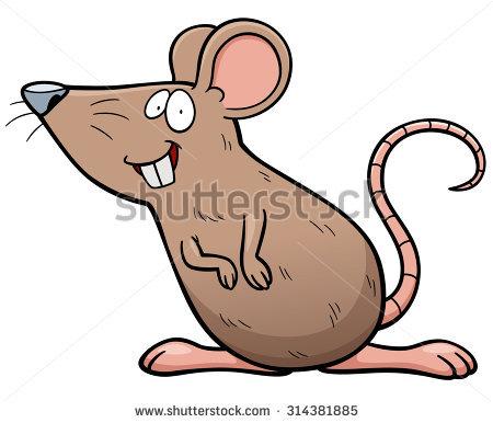 450x386 Rat Clipart Comic