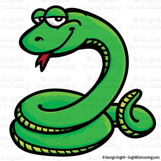 540x540 Graphics For Cartoon Rattlesnake Graphics