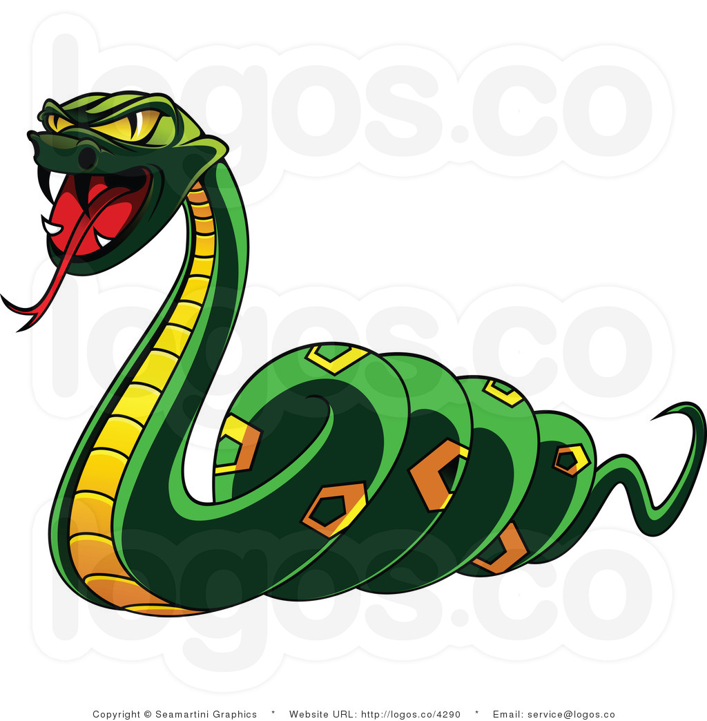 1024x1044 Rattlesnake clipart mean