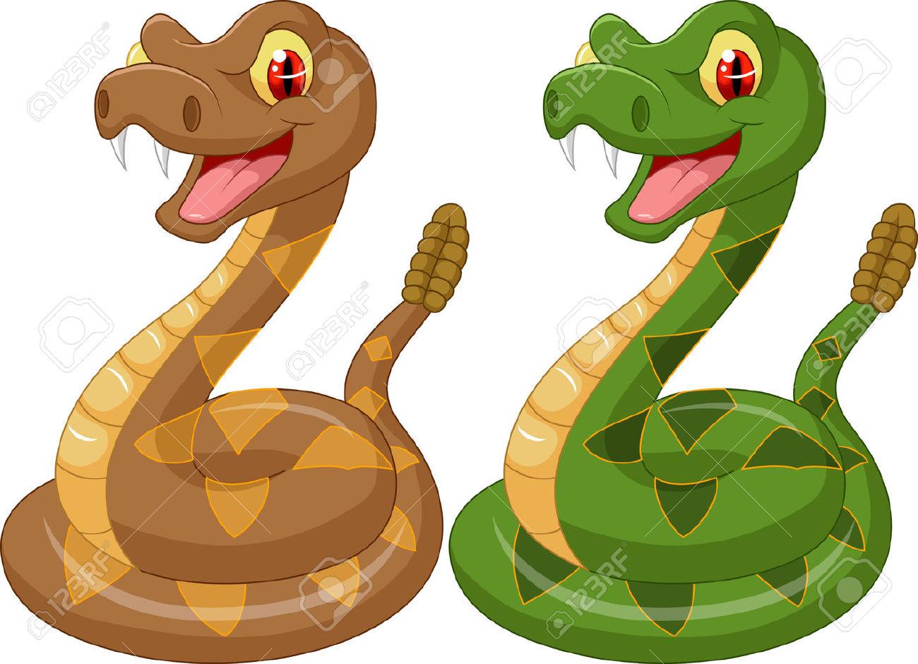 1300x940 Serpent Clipart Rattlesnake