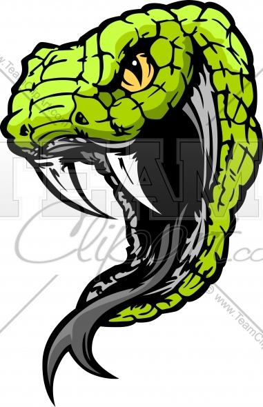 381x590 Rattlesnake Mascot Clipart
