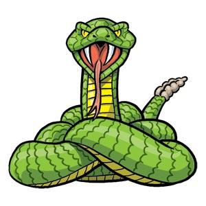 300x300 Rattlesnake Clipart Desert Snake