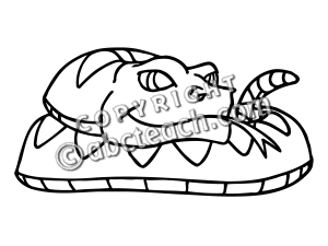 300x225 Rattlesnake Clipart Black And White Clipart Panda