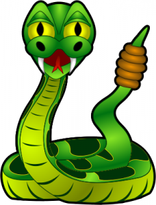 228x300 Rattlesnake Clip Art Download