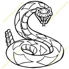 236x236 Snake Clipart Rattlesnake
