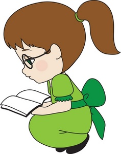 Read Book Clipart