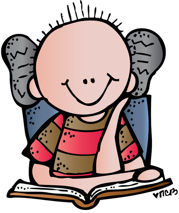 Read To Self Clipart | Free download best Read To Self ...