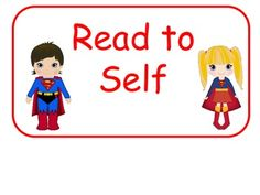 236x177 Superhero Daily 5 Rotation Chart Updated Superhero Theme
