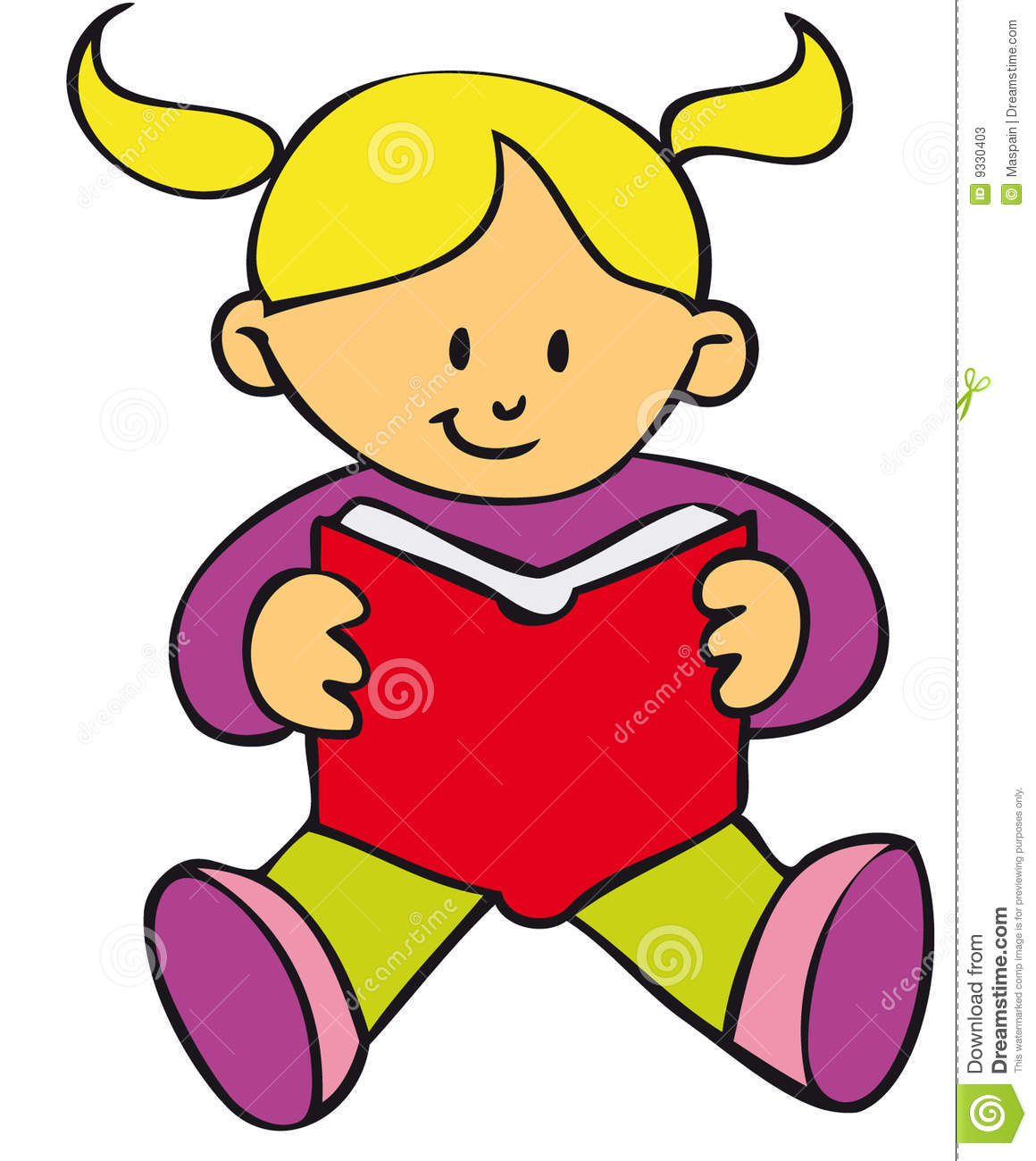 1160x1300 Child Reading A Book Clipart
