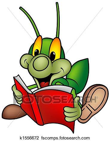 368x470 Clip Art Of Happy Green Bug